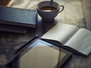 Thuis schrijven